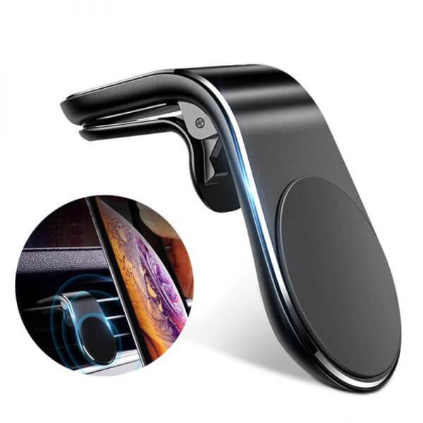 фото магнитный держатель для телефона