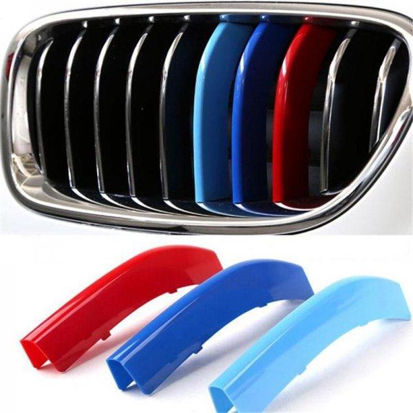 Накладки на ноздри BMW