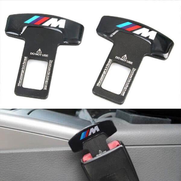 фото заглушки bmw на ремень безопасности
