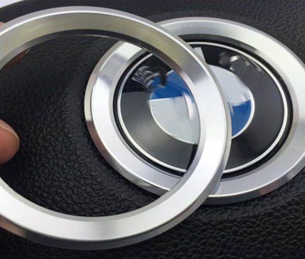 Кольцо на руль бмв