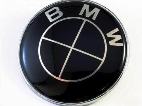 эмблема бмв черная фото