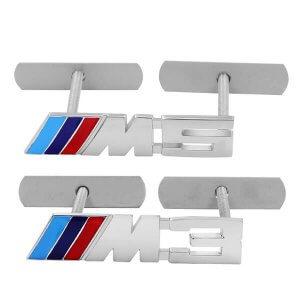 фото значки bmw m3 bmw m5 на решетку радиатора