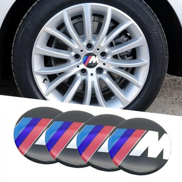фото заглушки в диски bmw