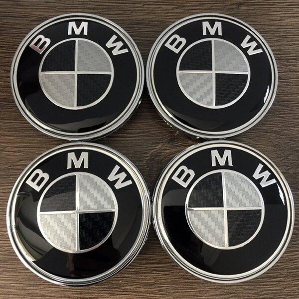 Колпачки в диски bmw карбон