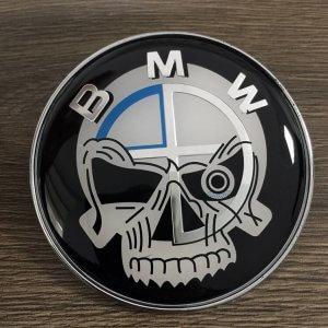 фото эмблема bmw на капот