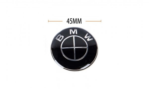 эмблема BMW black edition картинка