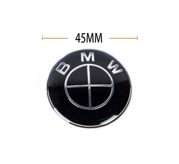 эмблема BMW black edition картинка