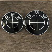 эмблема bmw черная фото