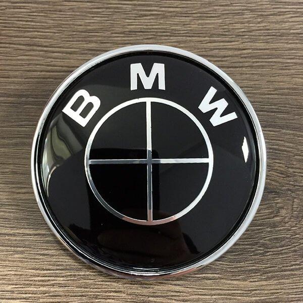 картинки эмблема бмв черная