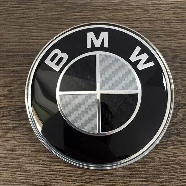 картинки эмблема бмв карбон