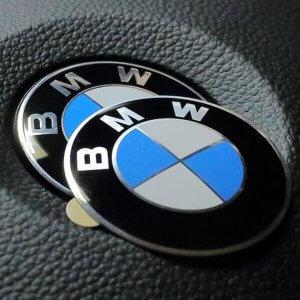 Эмблемы на руль бмв