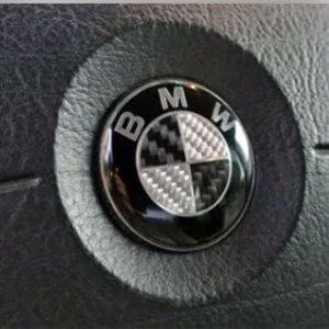 фото значок на руль бмв