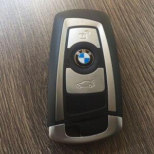 фото ключ bmw f10