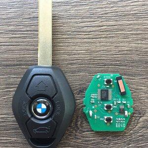 фото ключ bmw e60