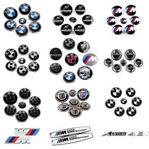 Эмблемы / логотипы для бмв