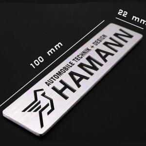 фото значок Hamann