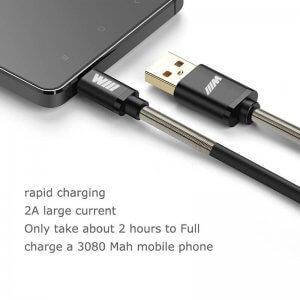фото USB кабель c логотипом бмв