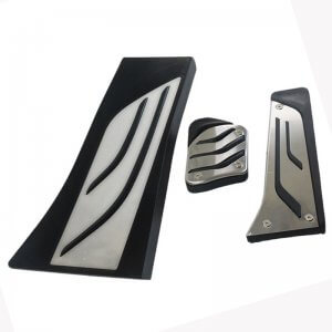 фото накладки на педали бмв Х5 X6 F15 F16