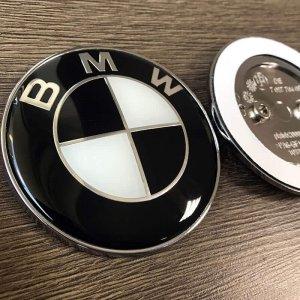 фото эмблема на капот bmw f10