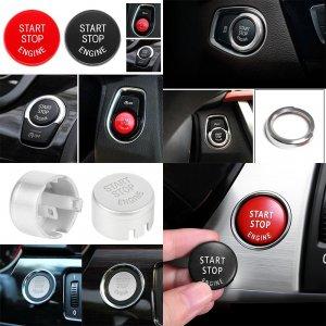 Кнопки остановки и запуска двигателя start-stop бмв