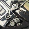 фото Накладка на кнопку открывания подлокотника для бмв f10