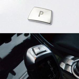 """Накладка на кнопку """"P"""" парковка бмв e70 f01 f10 f20 f30 f25 F15"""
