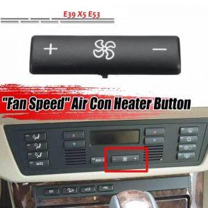 фото кнопка регулировки скорости вентилятора bmw 5 e39 Х5 e53