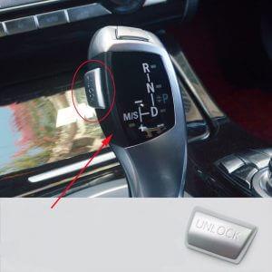 фото накладка на кнопку селектора bmw f01 f10 f20 f30 f25 F15 F16